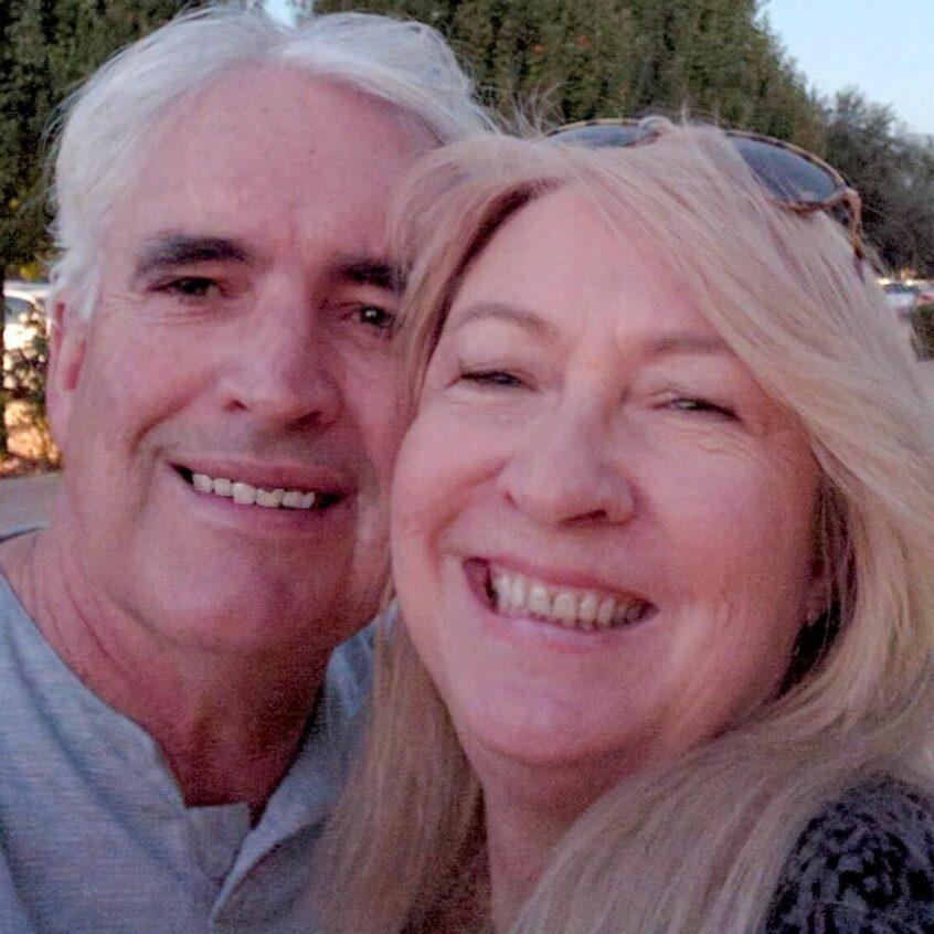 Roger and Carolyn O'Neill